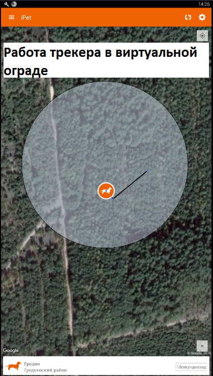 GPS трекер/GPS маяк IPet MSP-340 - 6