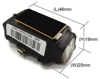 GPS трекер/GPS маяк NANO MSP-440 - 1